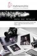 Hahnemühle Photo Rag® Metallic 340 gsm