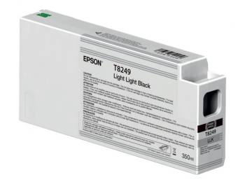 Epson Tinte für SureColor SC-7000/P-9000 - Light Light Black - 350ml