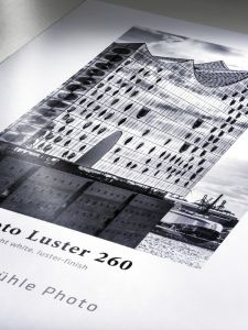 Hahnemühle Photo Luster 260gsm