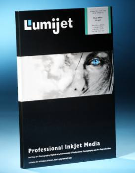 Lumijet Photo White Pearl 260 Din A4 20 Blatt Restposten