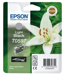Tinte Epson für Stylus Photo R2400 - Light Black