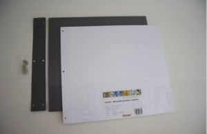 Photolux printAlbum Set - PRO - Photo Rag Duo 276 - anthrazit