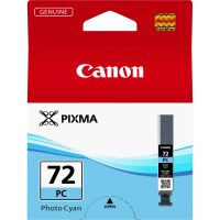 Canon Tinte PIXMA PRO-10/PRO-10-S PGI-72PC Photo Cyan 14ml