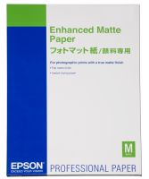 Epson Enhanced Matte Paper - A3+ (329x483mm)