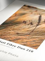 Hahnemühle Photo Matt FibreDuo 210 gsm DIN A3