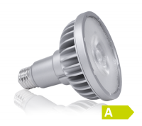 LED SORAA PAR30L 18,5W/4000K/9° (Snap) E27 (LONG NECK) 230V 995 lm CRI/R9 95/95