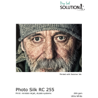 Drylab Photopapier - Solution Silk RC 255gsm Drylab