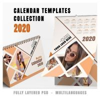 SPC Template Kalendersammlung 2020 Vol.2 Download