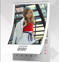 SPC Template Monatlicher Kalender 2020 N.2 Download