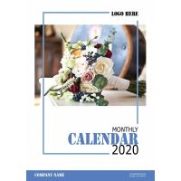 SPC Template Monatlicher Kalender 2020 N.4 Download