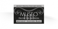MUSEO Silver Rag 300 - 1,118x15,85m